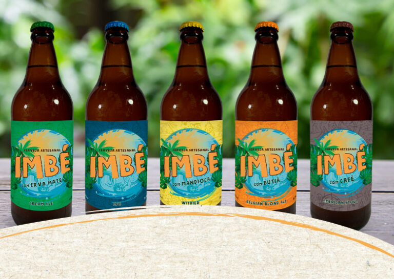 Cartão de Visitas Cerveja Imbé
